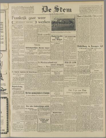 de Stem 1947-12-08