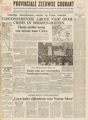 Provinciale Zeeuwse Courant 1967-05-25