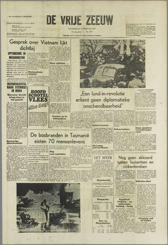 de Vrije Zeeuw 1967-02-09
