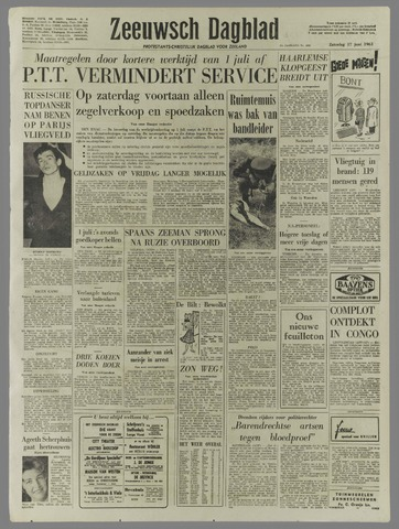 Zeeuwsch Dagblad 1961-06-17