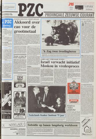 Provinciale Zeeuwse Courant 1988-04-23