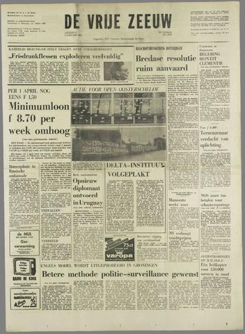 de Vrije Zeeuw 1971-01-09