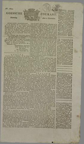 Goessche Courant 1822-11-11