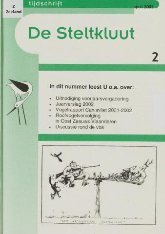 de Steltkluut 2003-04-01