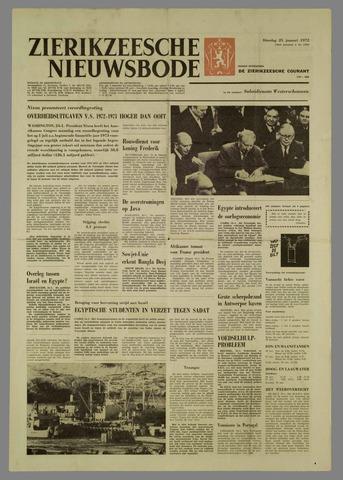 Zierikzeesche Nieuwsbode 1972-01-25