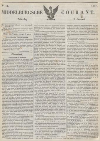 Middelburgsche Courant 1867-01-19