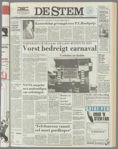 de Stem 1985-02-13