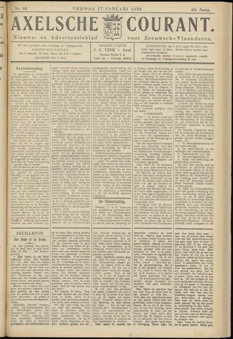 Axelsche Courant 1930-01-17