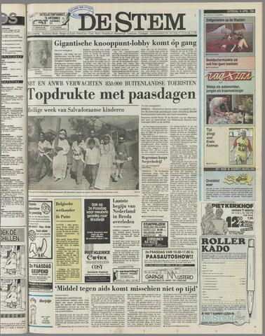 de Stem 1990-04-14