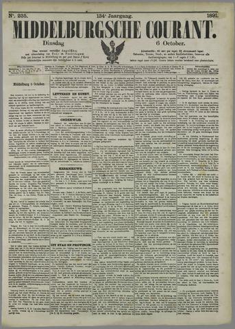 Middelburgsche Courant 1891-10-06