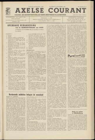 Axelsche Courant 1966-11-26