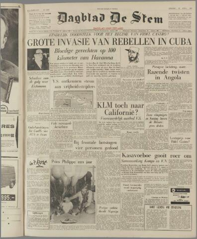 de Stem 1961-04-18