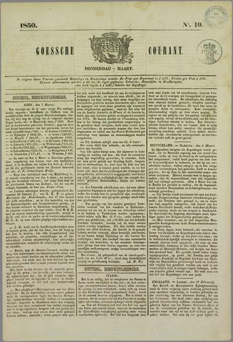 Goessche Courant 1850-03-07