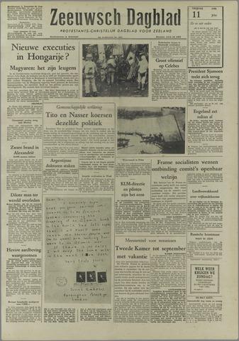 Zeeuwsch Dagblad 1958-07-11