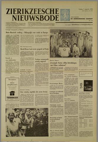 Zierikzeesche Nieuwsbode 1970-08-07