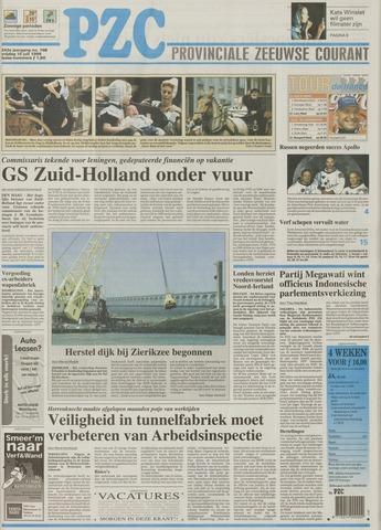 Provinciale Zeeuwse Courant 1999-07-16