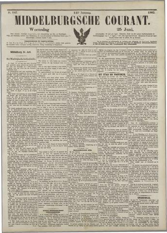 Middelburgsche Courant 1902-06-25