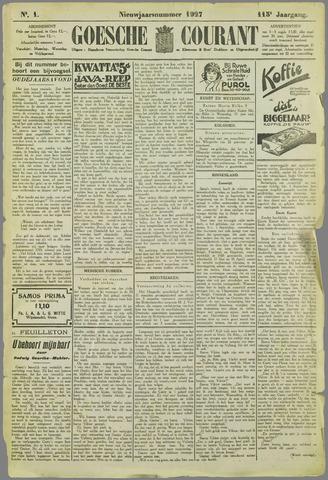 Goessche Courant 1927