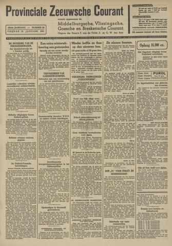 Provinciale Zeeuwse Courant 1941-01-31