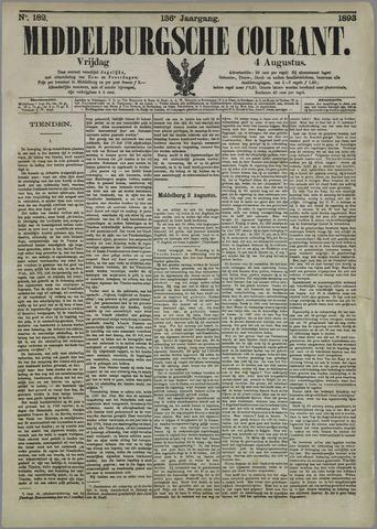 Middelburgsche Courant 1893-08-04
