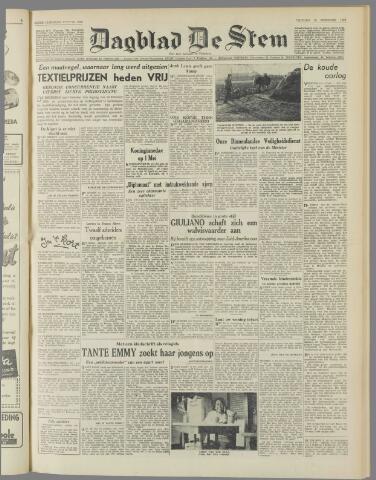 de Stem 1950-02-10