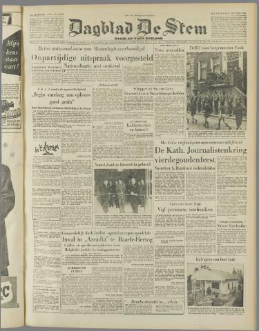 de Stem 1952-10-06