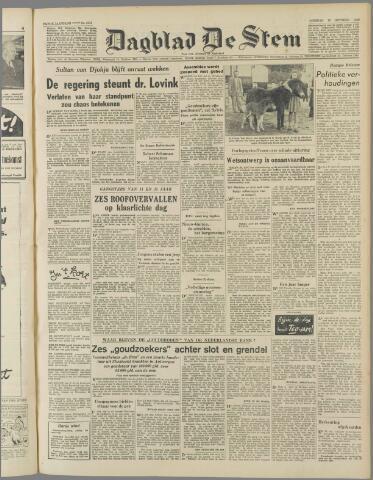 de Stem 1949-10-18
