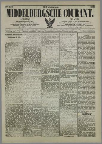 Middelburgsche Courant 1893-07-25