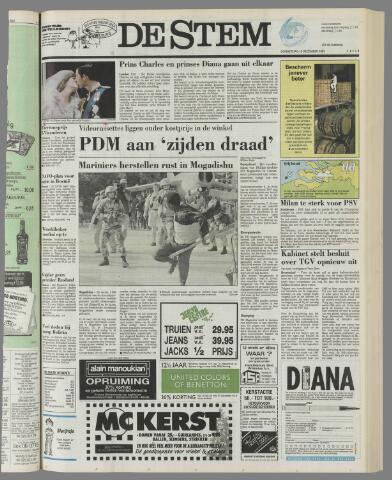 de Stem 1992-12-10