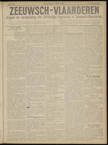 Luctor et Emergo. Antirevolutionair nieuws- en advertentieblad voor Zeeland / Zeeuwsch-Vlaanderen. Orgaan ter verspreiding van de christelijke beginselen in Zeeuwsch-Vlaanderen 1919-05-03