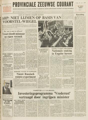 Provinciale Zeeuwse Courant 1972-07-28