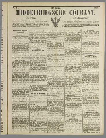 Middelburgsche Courant 1906-08-18