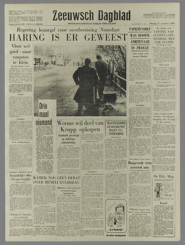 Zeeuwsch Dagblad 1959-11-17