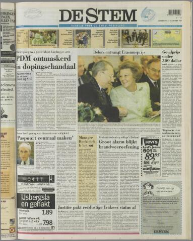 de Stem 1997-11-27
