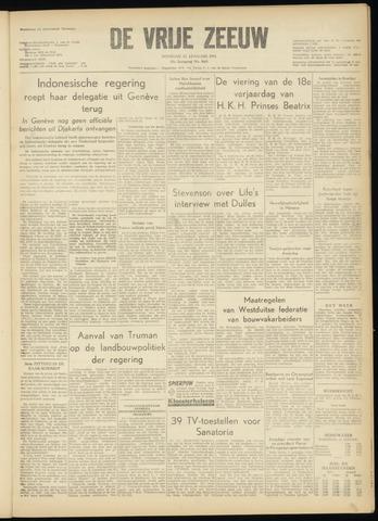 de Vrije Zeeuw 1956-01-17