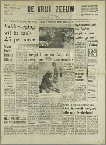 de Vrije Zeeuw 1973-10-24