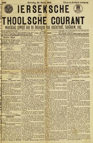 Ierseksche en Thoolsche Courant 1916-03-25