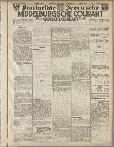 Middelburgsche Courant 1933-10-05