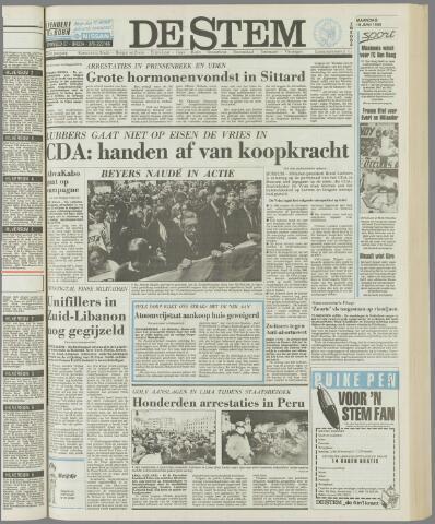 de Stem 1985-06-10