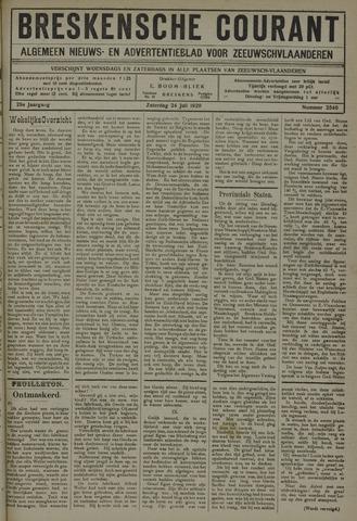 Breskensche Courant 1920-07-24