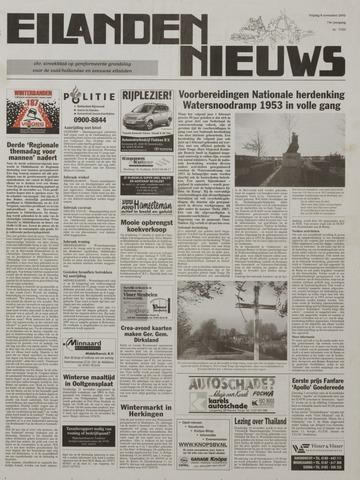 Watersnood documentatie 1953 - kranten 2002-11-08