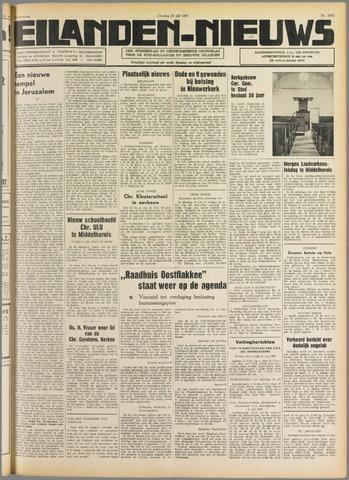 Eilanden-nieuws. Christelijk streekblad op gereformeerde grondslag 1967-07-25