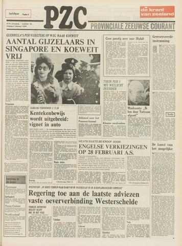 Provinciale Zeeuwse Courant 1974-02-08