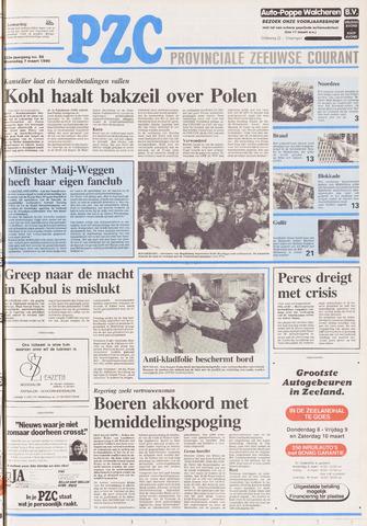 Provinciale Zeeuwse Courant 1990-03-07