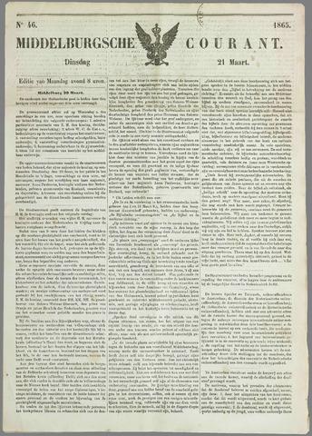 Middelburgsche Courant 1865-03-21