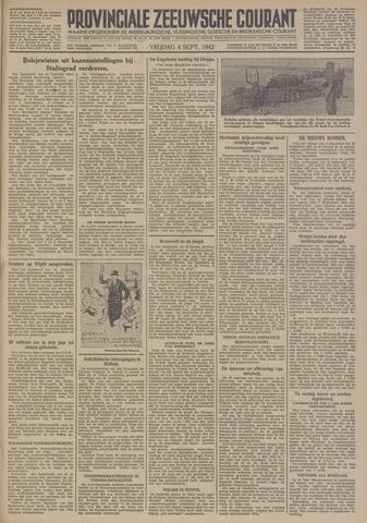 Provinciale Zeeuwse Courant 1942-09-04