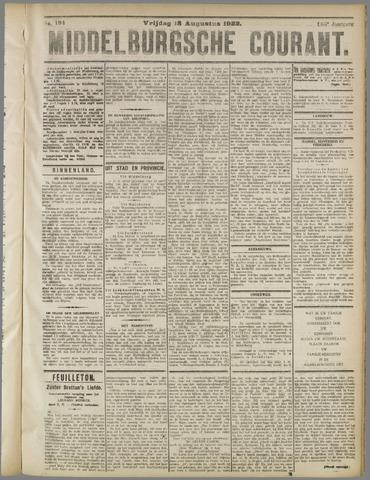 Middelburgsche Courant 1922-08-18