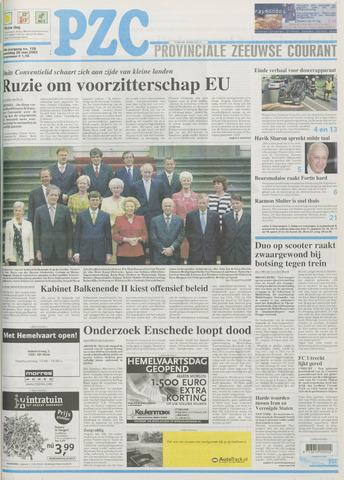 Provinciale Zeeuwse Courant 2003-05-28