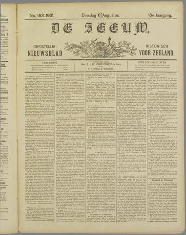 De Zeeuw. Christelijk-historisch nieuwsblad voor Zeeland 1901-08-06