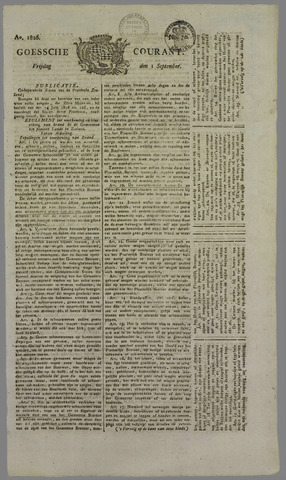 Goessche Courant 1826-09-01